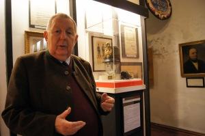 Museumsdirektor Harald Seyrl