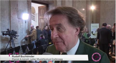 Rudolf Buchbinder Grafenegg